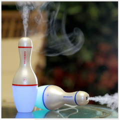 150ml USB Portable Humidifier in Bowling Shape Car Aroma Diffuser UK Popular USB Powered Travel Humidifier